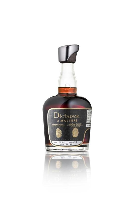 Rum Rum Dictador 2 Masters Leclerc Briant 39y 1982 0,7l 41,2% / Rok lahvování 2019
