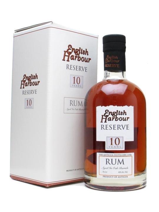 Rum Rum English Harbour 10y 0,7l 40%