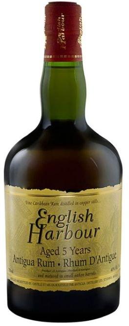 Rum Rum English Harbour 5y 0,7l 40%