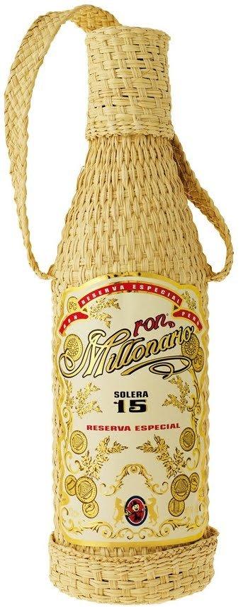 Rum Rum Millonario Solera Reserva Especial 15y 0,7l 40%