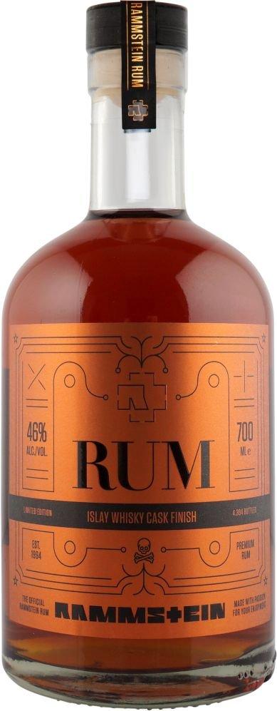 Rum Rum Rammstein 0,7l 46% L.E. Tuba