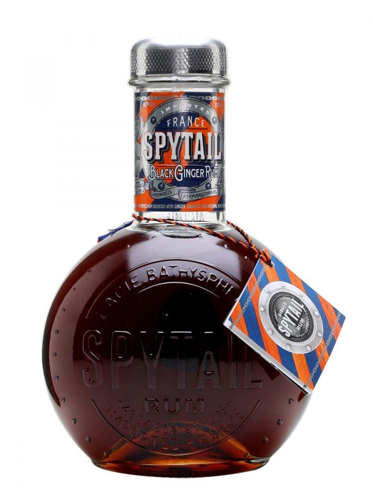 Rum Rum Spytail Black Ginger 0,7l 40%