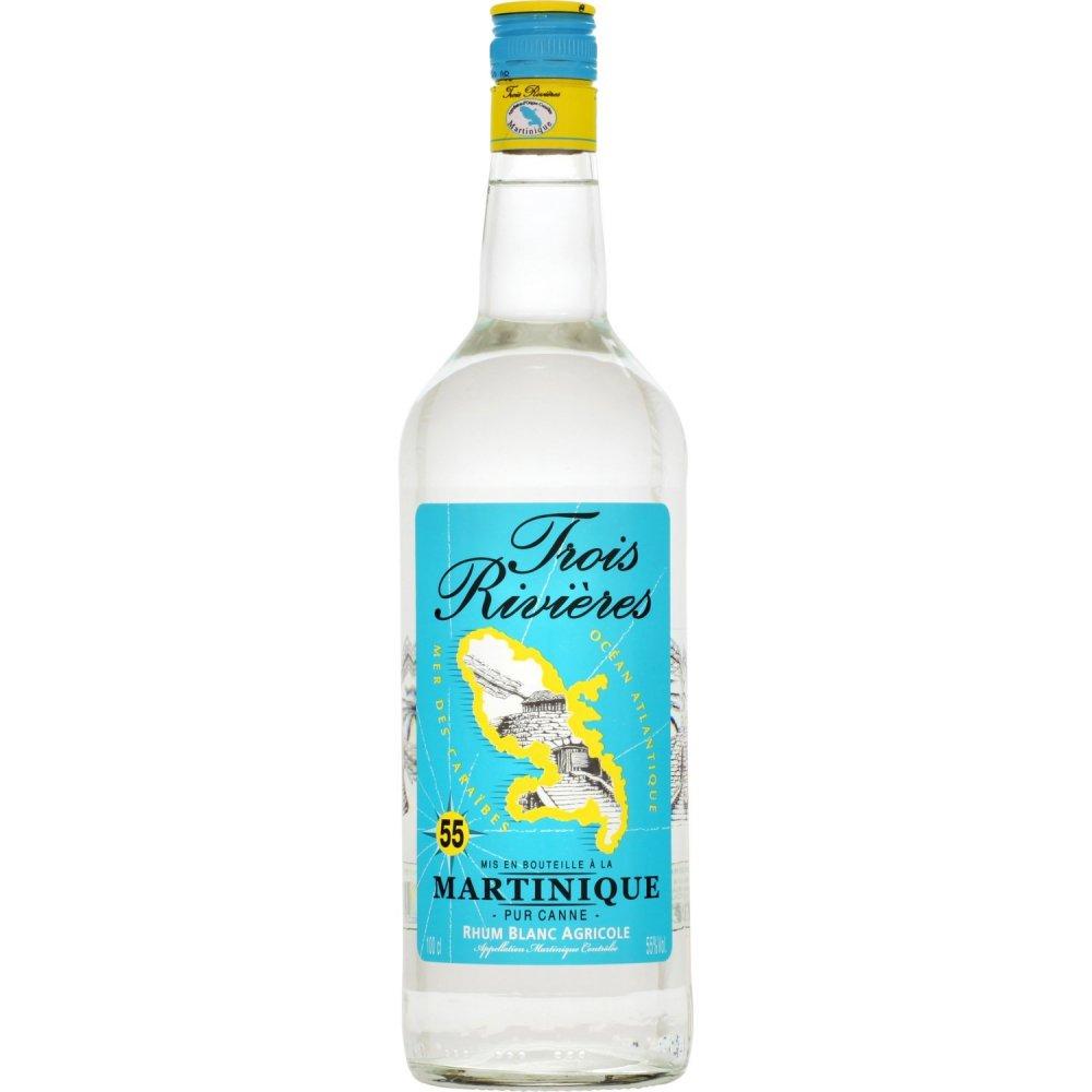 Rum Rum Trois Rivieres Blanc 0,7l 50%