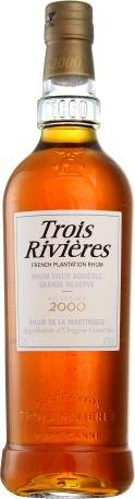 Rum Rum Trois Rivieres Millesime 2000 0,7l 42%