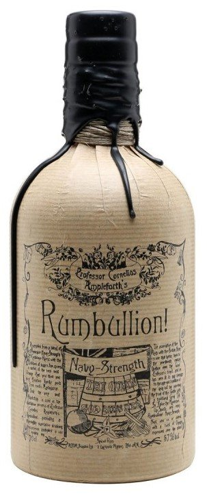 Rum Rumbullion Navy Strength 0,7l 57%