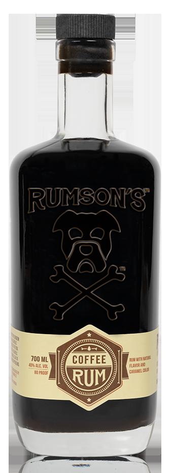Rum Rumson's Coffee Rum 0,7l 40%