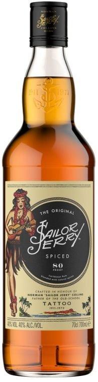 Rum Sailor Jerry 0,7l 40%