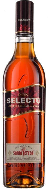 Rum Santa Teresa Selecto 10y 0,7l 40%