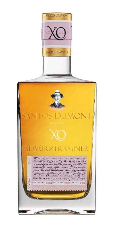 Rum Santos Dumont  Gewürztraminer XO 0,7l 40%