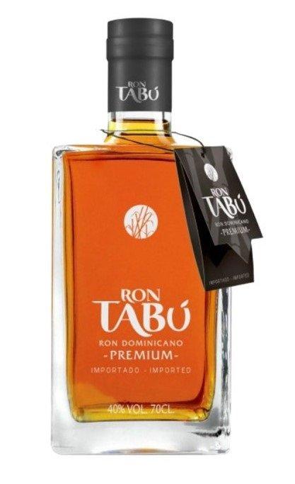 Rum Tabú Premium 0,7l 40%