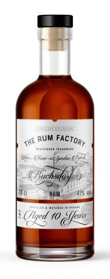 Rum The Rum Factory 10y 0,7l 41%