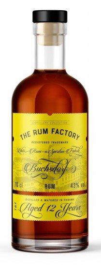 Rum The Rum Factory 12y 0,7l 43%