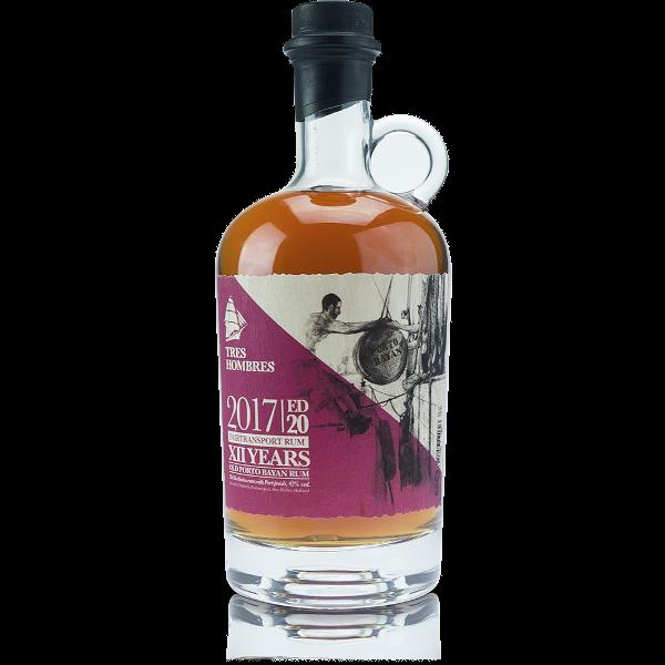 Rum Tres Hombres #20 Porto Bayan 2017 12y 0,7l 42%