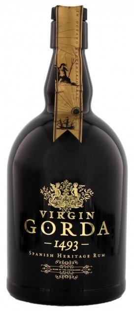 Rum Virgin Gorda 1493 7y 0,7l 40%