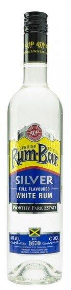 Rum Worthy Park  Rum-Bar Silver 0,7l 40%