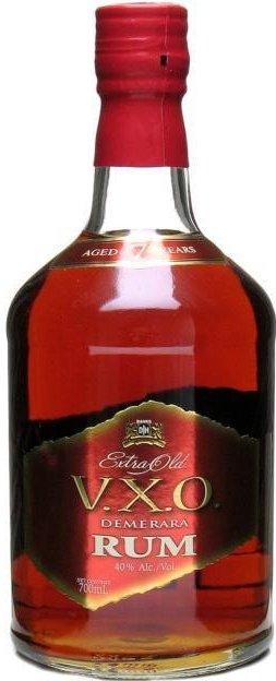 Rum XM Demerara V.X.O. 7y 0,7l 40%