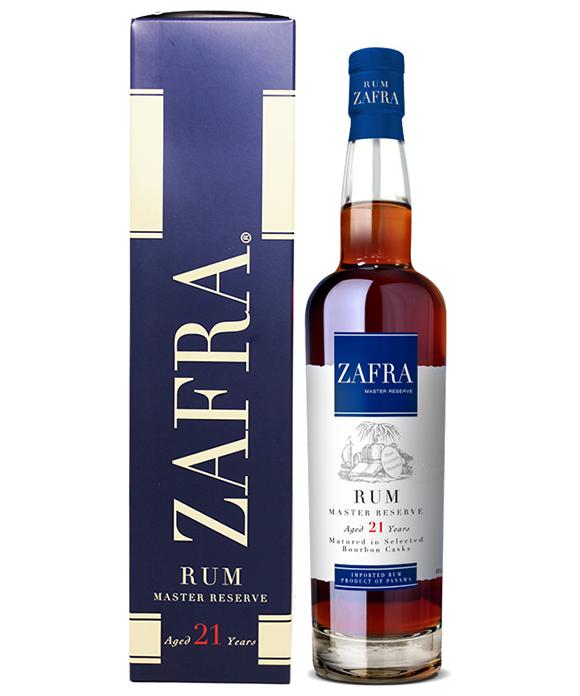 Rum Zafra Master Reserve 21y 0,7l 40%