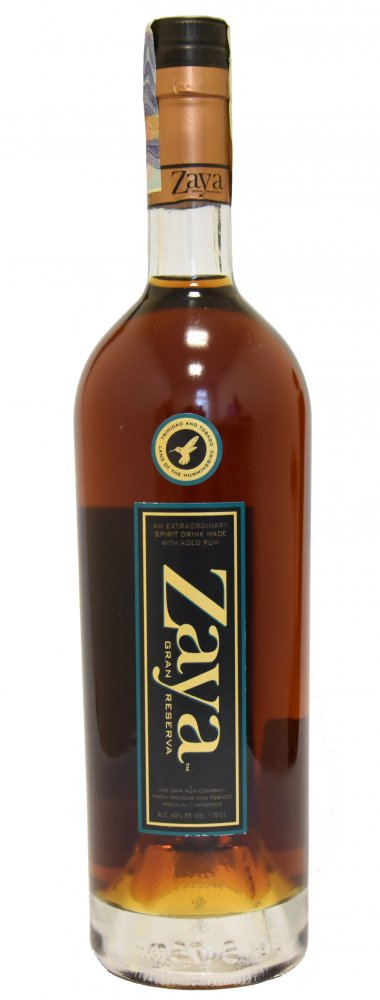 Rum Zaya Gran Reserva 12y 0,7l 40%